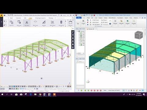 Download How To Use Tekla Structural Designer And Tekla