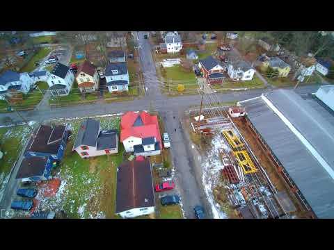Wooster Ohio drone flight 1 (4K)