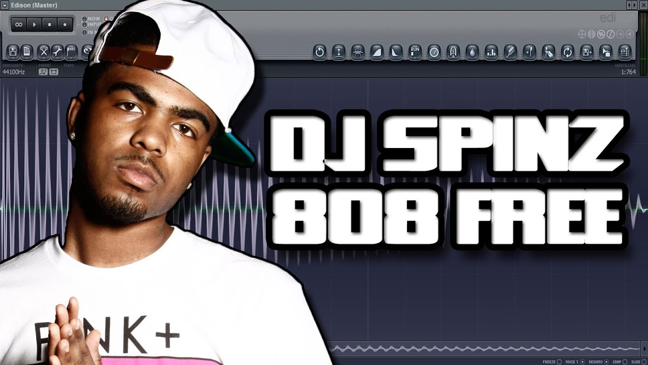DJ SPINZ 808 FREE + TORTURE RACK KICK, AND RACK KICK1