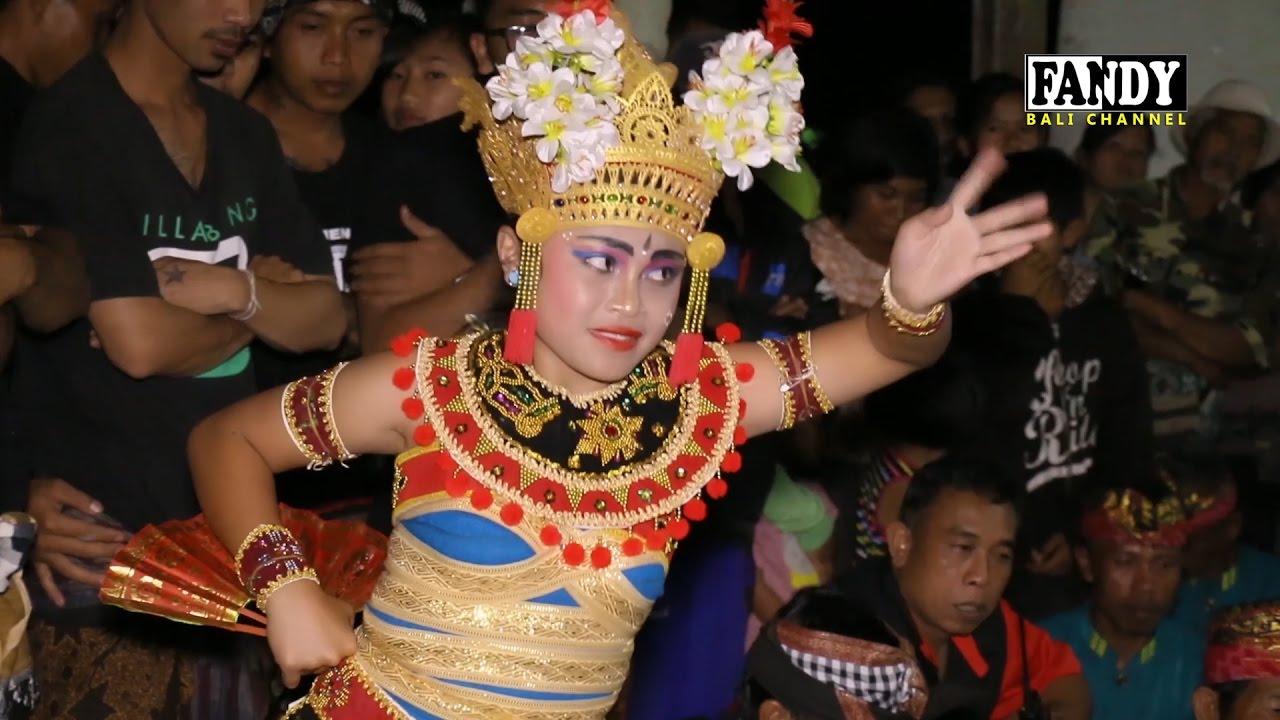 Tari Bali Joged Bungbung - Gadis Desa Gesing - YouTube