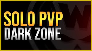 The Division 2 | Solo PvP in Dark Zone & Conflict