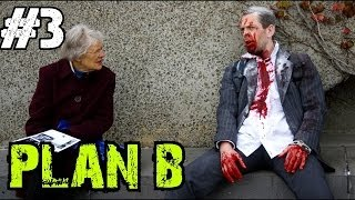 Zombie Apocalypse Plan B? | Custom Left 4 Dead 2 Zombies! - SCREW Plan A, Plan B Rocks! (Part 3)