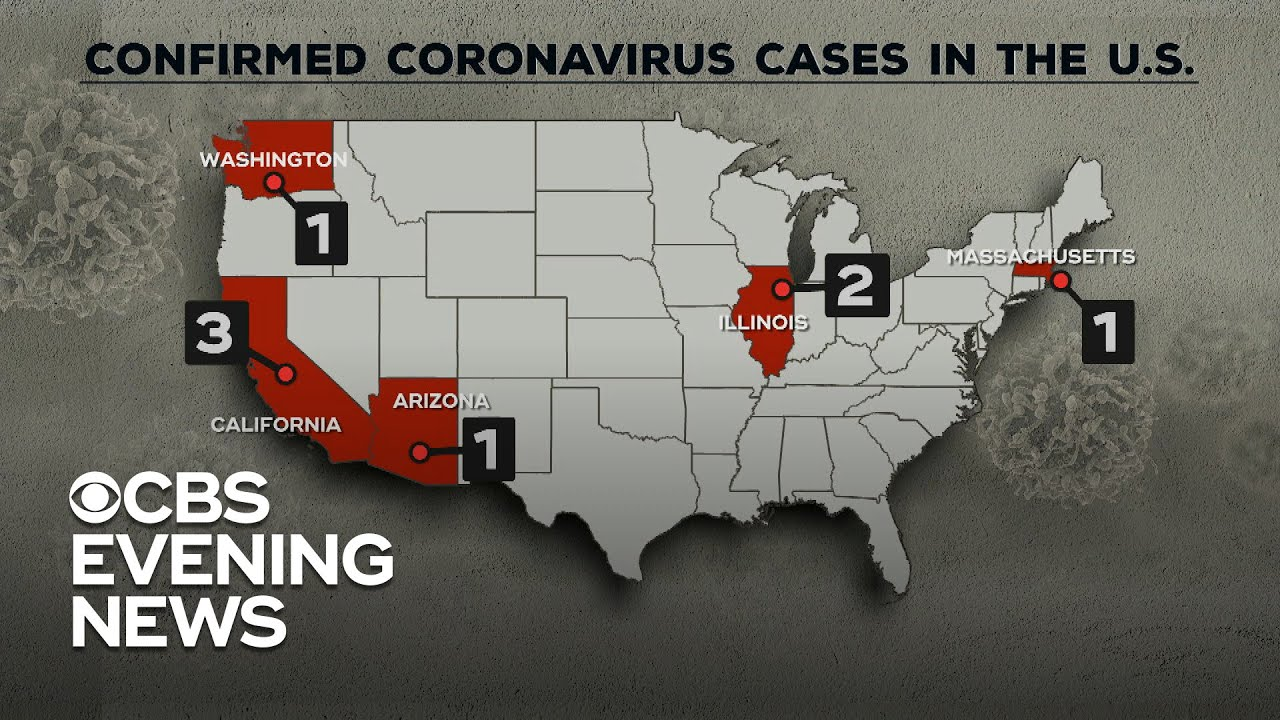 Coronavirus case is confirmed in Massachusetts as U.S. health ...