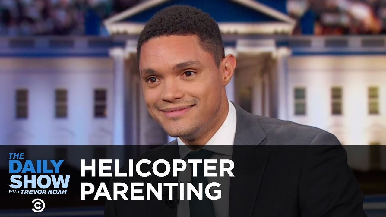 Helicopter Parenting - Between the Scenes 