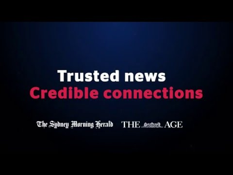 The Sydney Morning Herald & The Age: trusted news, credible connections