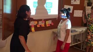 Игры на уроках в начальном классе Кыргызстан
