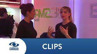 Angélica Jaramillo nos enseña una manera tecnológica de hacer ejercicio | Caracol TV YouTube Videos