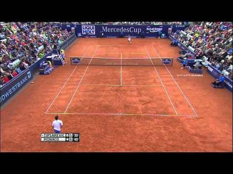 Tipsarevic Wins First Clay Title In Stuttgart Final Highlights