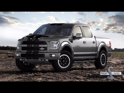 Ford F150 Shelby 2017 >> Ford F150 Shelby - YouTube