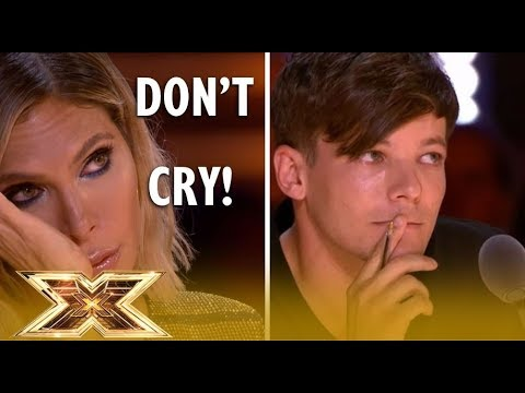 4 INSPIRING Auditions That Made Judges CRY on X Factor 2018!