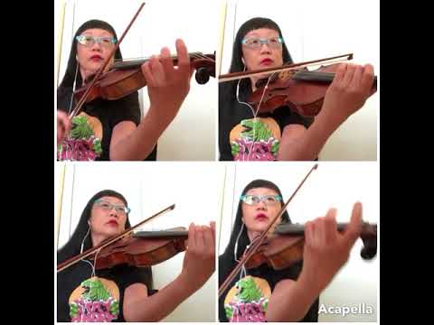 """My Violin Version of """"The West Wing"""" TV Theme"""