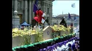 Resumen de Procesiones Semana Santa en Guatemala 2014 P1