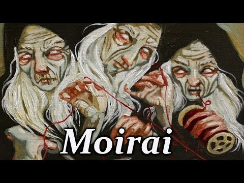 Moirai: The Sisters of Fate - (Greek Mythology Explained)