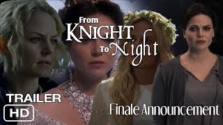 From Knight to Night Announcement || Swan Queen FanFiction || Regina & Emma || Once Upon A Time