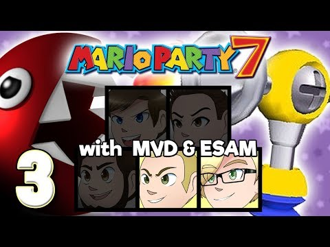 "Mario Party 7: ""Hot Chomps"" - EPISODE 3 - Friends Without Benefits"