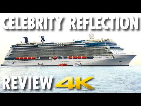 Celebrity Reflection Tour & Review ~ Celebrity Cruises ~ Cruise Ship Tour & Review [4K Ultra HD]