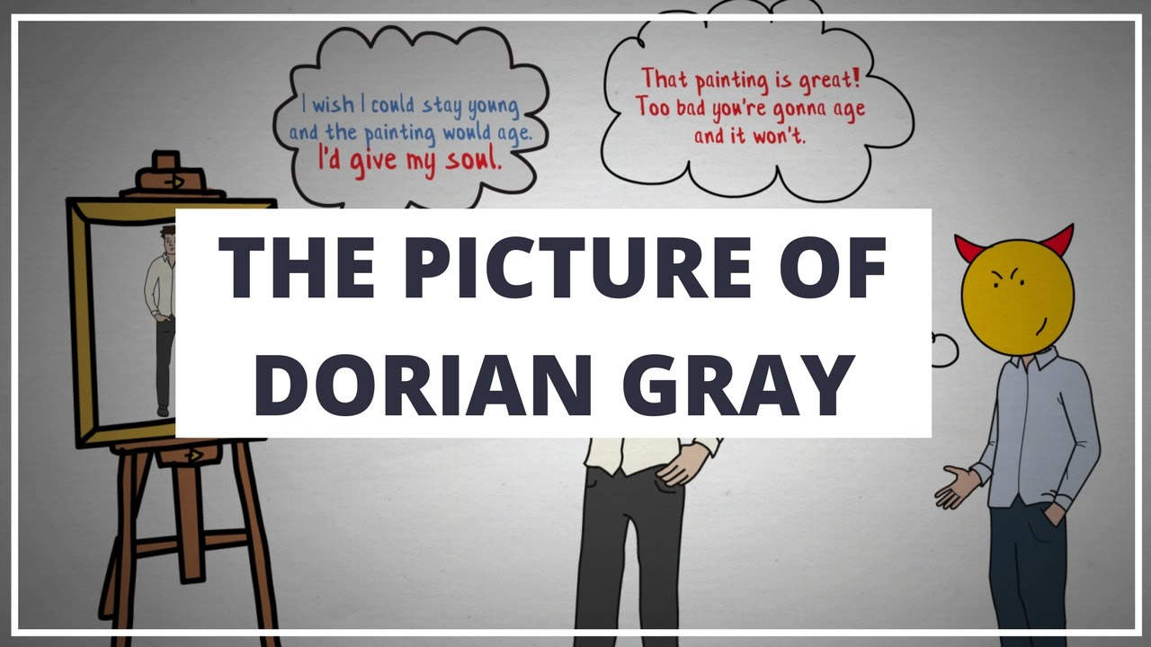 Download THE PICTURE OF DORIAN GRAY BY OSCAR WILDE // ANIMATED BOOK SUMMARY