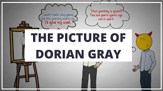 THE PICTURE OF DORIAN GRAY BY OSCAR WILDE // ANIMATED BOOK SUMMARY