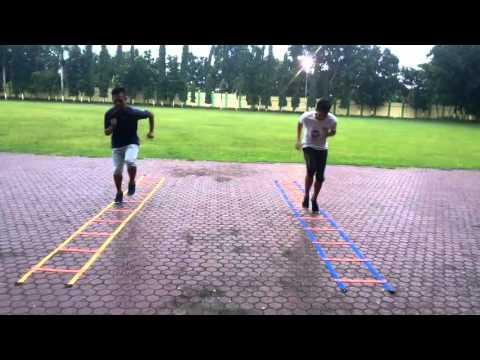 Alat Olahraga Untuk Latihan Sepak Bola Futsal Dll