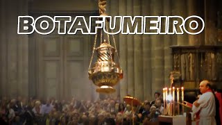 The botafumeiro ritual in Galician cathedrals explained