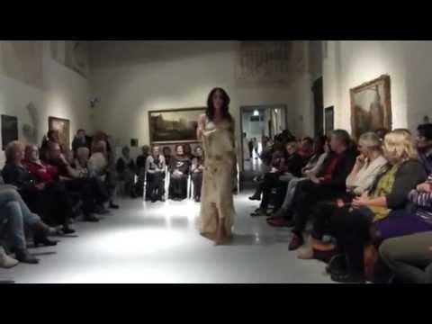 Art performance 'most fragile' in museum Flehite