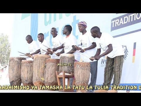 LIVE!!! TAMASHA LA TULIA TRADITION DANCE RUNGWE