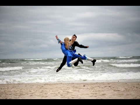 """""""DOTA"""" - performence of SMILE /dance group from Lithuania/"""