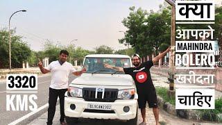 Mahindra Bolero True Review | Mahindra Bolero After 3320 Kms | My Ladakh Trip Budget