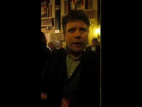 """Sean Astin Interview at """"The Surface"""" World Premiere"""