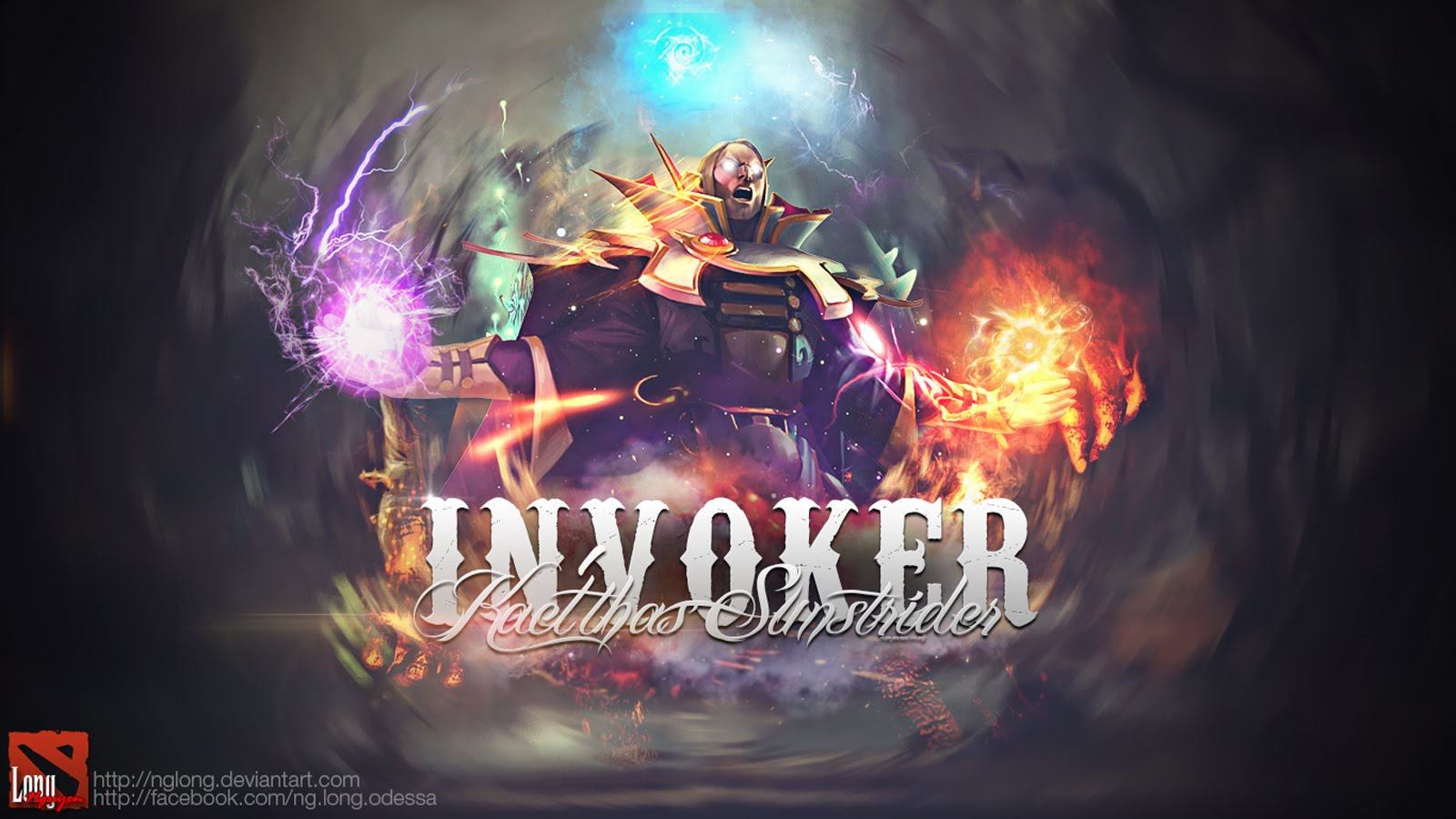 Invoker Gameplay Live Streaming Youtube