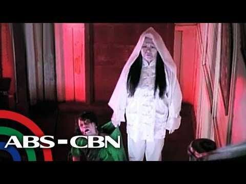 Pinoy horror movie characters