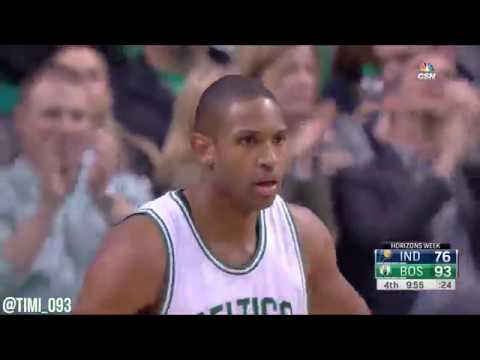 Al Horford Highlights vs Indiana Pacers (15 pts, 8 reb, 8 ast)