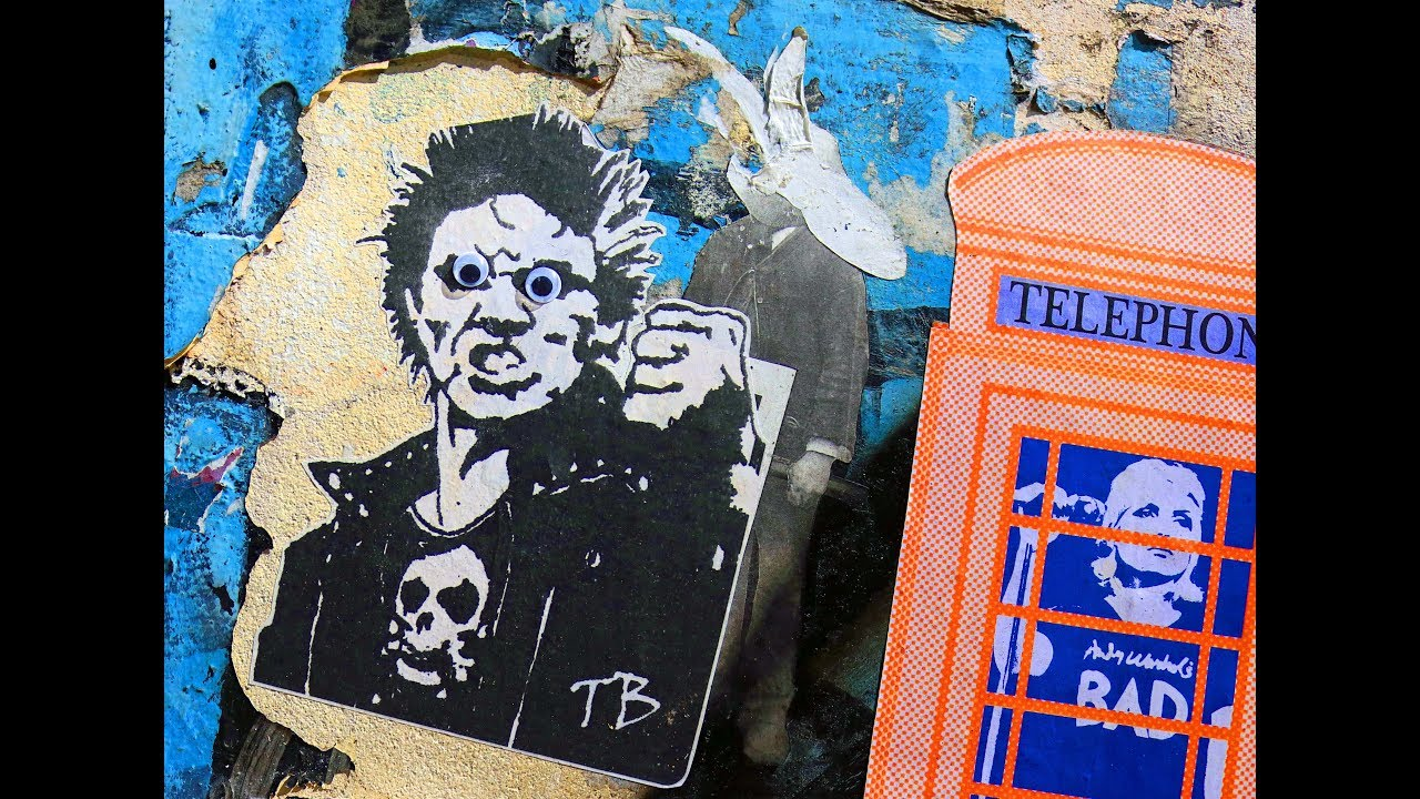Pictures On The Wall Brick Lane London Youtube