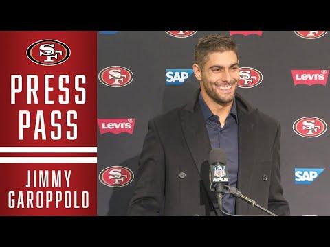 Jimmy Garoppolo Breaks Down The 49ers 26-21 Vs. Seahawks