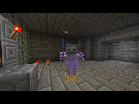How to Summon A Skeleton Boss in Minecraft (No mods, plugins, and REAL) - 1.8.7 and Above