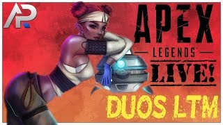HIGH KILLS AND DAMAGE!  | CONSOLE GOD! |12,400 ELIMINATIONS APEX LEGENDS ✔
