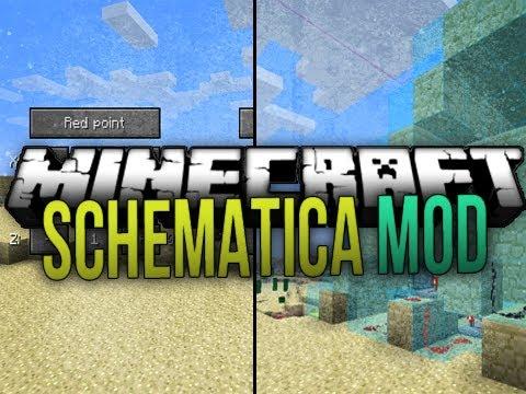 schematica mod for minecraft ./../..  minecraftsix, schematic
