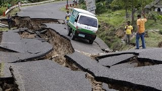 PROPHETIC BIRTH PAINS! EARTHQUAKES INCREASE WORLDWIDE TIME LAPSE VIDEO