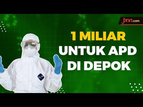 Bantuan Rp 1 Miliar untuk APD Tenaga Medis di Depok