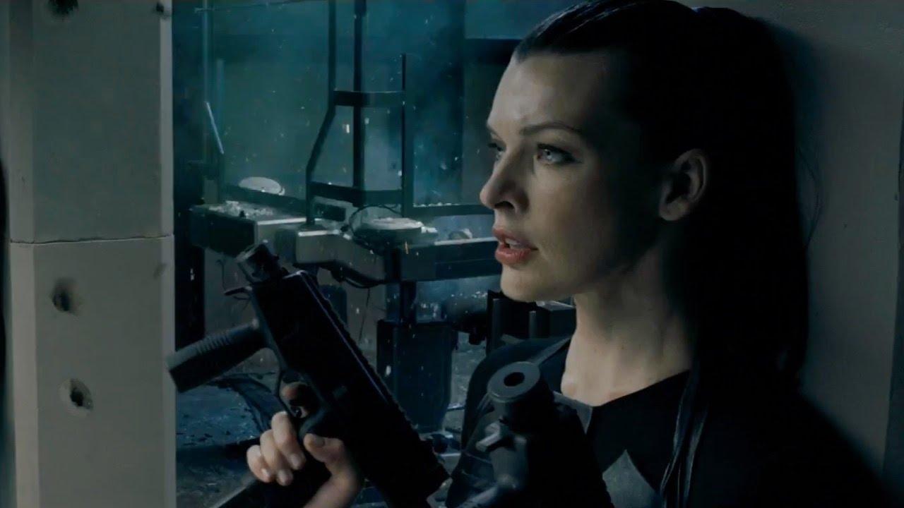Resident Evil The Final Chapter Abigail Featurette: Resident Evil 6: The Final Chapter - Rewind