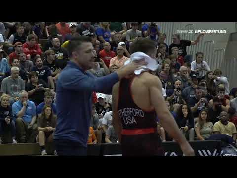 Final X Wrestle Off Yianni Vs Zain