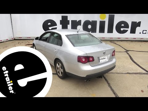 Best 2010 Volkswagen Jetta Hitch Options - etrailer.com