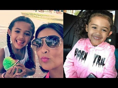 Life Story of Royalty Brown 2017 [Chris Brown's Daughter] Amazing & Lovely kid