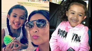 Life Story of Royalty Brown [Chris Brown's Daughter] Amazing & Lovely kid