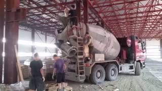 видео Промышленные бетонные полы - основа производства. Статьи о бетонных полах