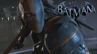 Batman: Arkham Origins Walkthrough - Part 3 (HD,60fps)