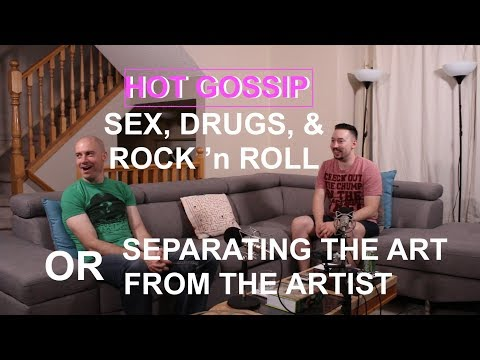 Hello! People OK!... Separating The Art from the Celebrity (Cross Talk Ep. 31)