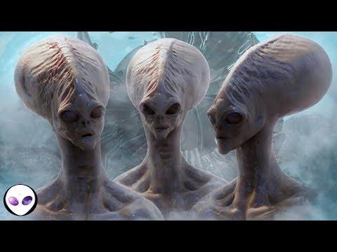 האם חייזרים קיימים ?!