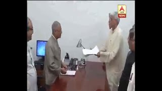 Vice President Election: Opp candidate Gopal Krishna Gandhi files nomination for Vice Pres