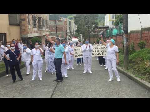 Explotaron los problemas del personal médico en Santa Rosa